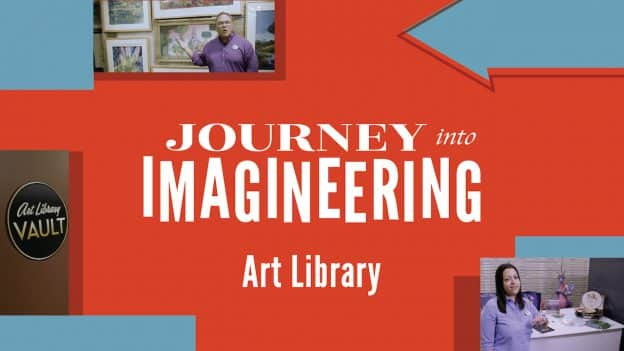 A Virtual Tour of Walt Disney Imagineering - Part 5