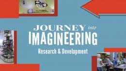 Virtual Tour of Walt Disney Imagineering: Part 4