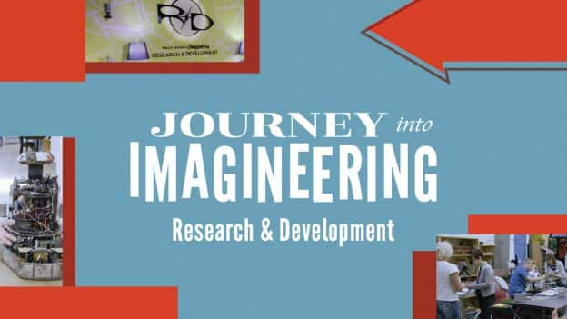 Virtual Tour of Walt Disney Imagineering: Part 4