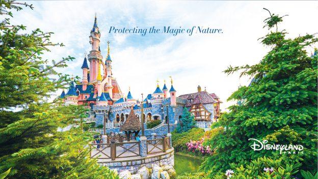 Disneyland Paris Protects the Magic of Nature