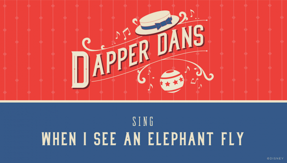 #VoicesFromHome: Dapper Dans Sing 'When I See An Elephant Fly'