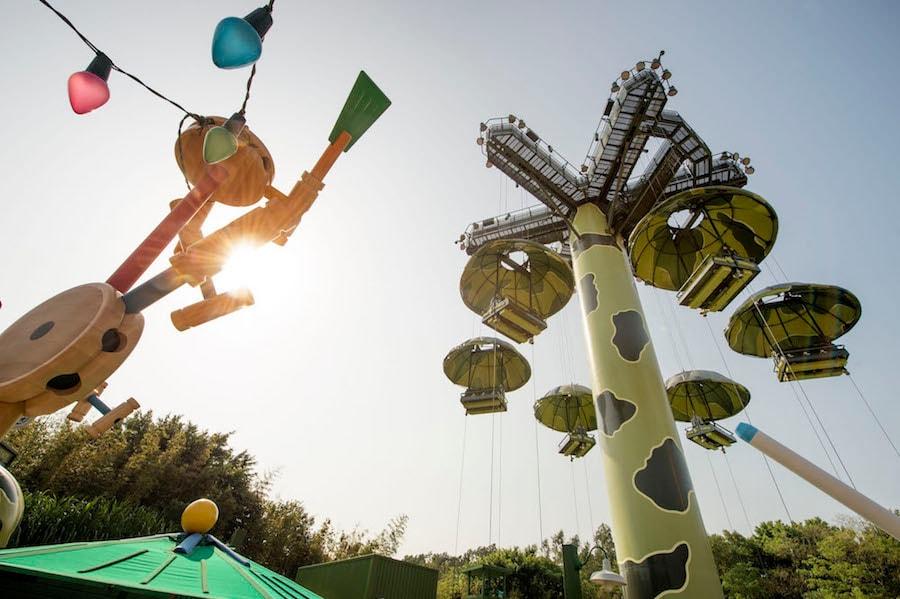 Toy Story Land, Hong Kong Disneyland Park
