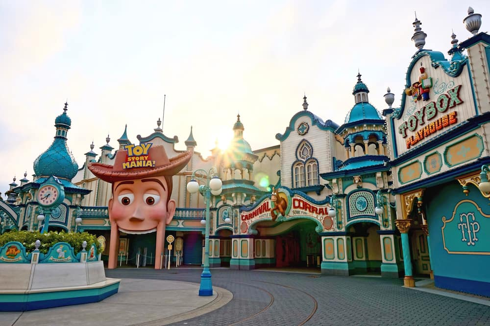 Check Out These Toy Story Sunrise Views from Around the World