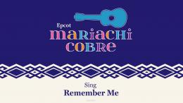 Mariachi Cobre from EPCOT