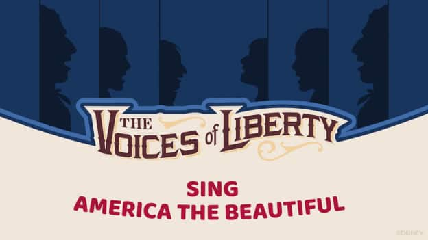 Voices of Liberty from EPCOT