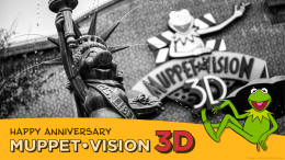 Muppet*Vision 3D at Disney's Hollywood Studios