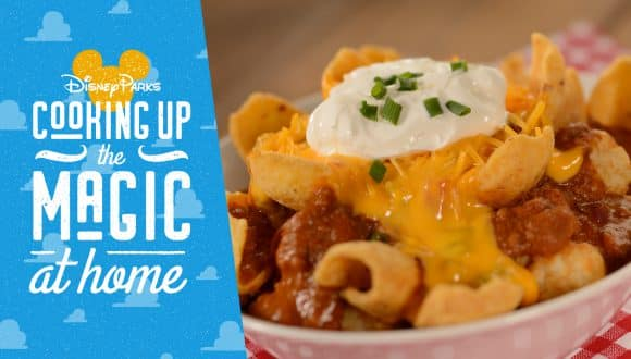 #DisneyMagicMoments: Cooking Up the Magic — First Time on Disney Parks Blog – Recipe for Totchos from Woody's Lunch Box at Disney's Hollywood Studios – YEEHAW!