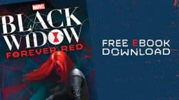Marvel Black Widow Forever Red - Free Ebook Download