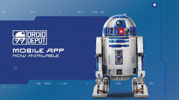 All-New Droid Depot App