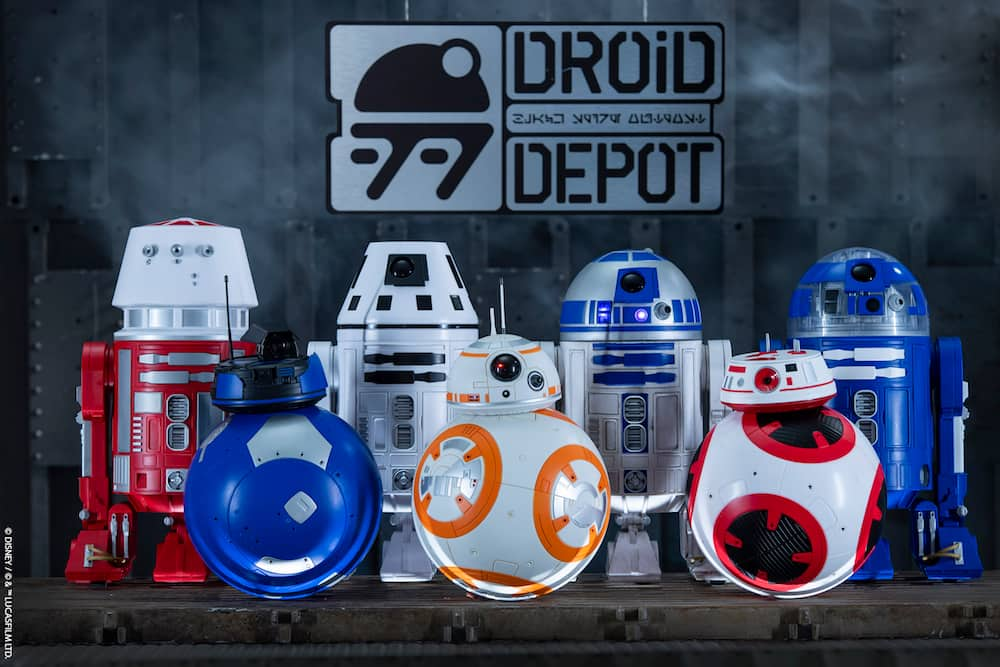 All-New Droid Depot App Brings Star Wars: Galaxy's Edge to Life at Home