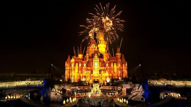 #DisneyMagicMoments: Virtual Viewing of 2016 Grand Opening