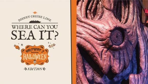 "Disney Parks Blog Where Can You ""Sea"" It? #Halfway2Halloween Edition"