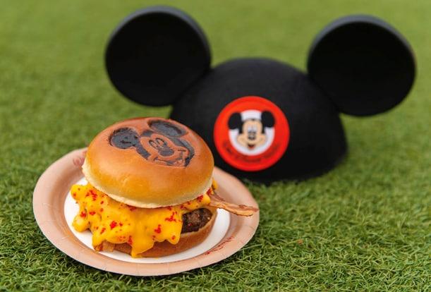 Mickey Burger
