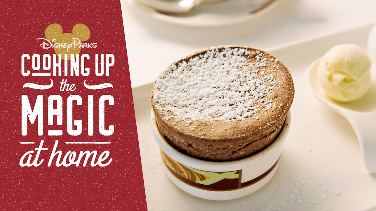 If You Haven't Tried This Chocolate Soufflé, You're Missing Out!