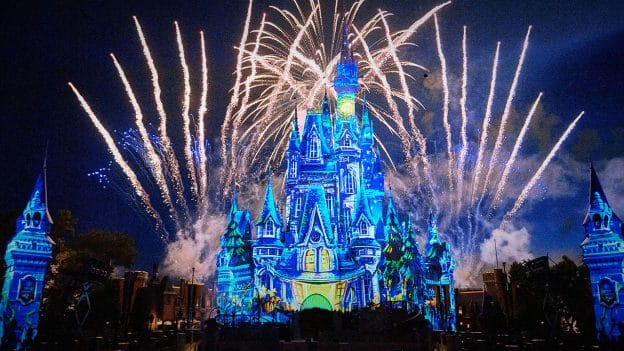 #DisneyMagicMoments: Virtual Viewing of Disney's Not So Spooky Spectacular at Walt Disney World Resort
