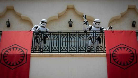 Stormtroopers at Disney Springs