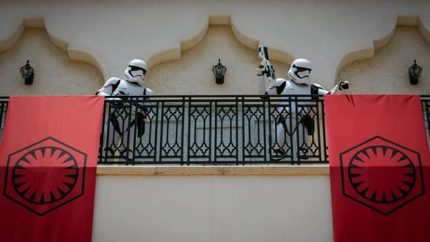 Stormtroopers at Disney Springs