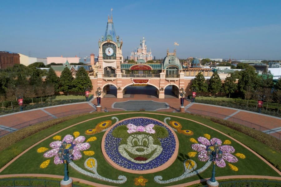 It's Time For Magic: Shanghai Disneyland Begins Phased Reopening on May 11