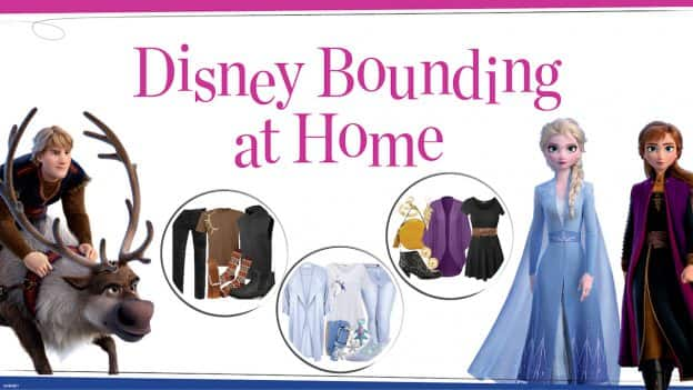 "Disney Bounding at Home: ""Frozen 2""-Inspired Looks"