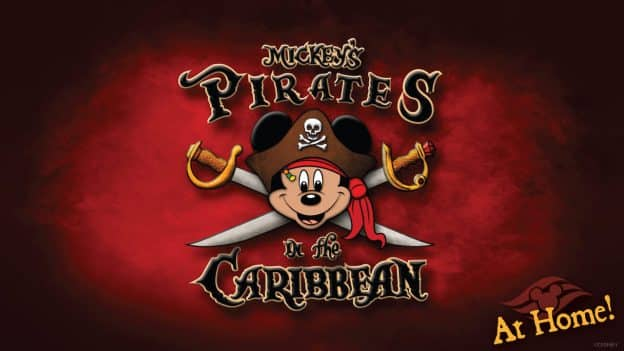 #DisneyCruiseLife at Home: A Pirate Life for You