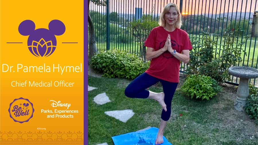 International Yoga Day - Dr. Pamela Hymel, Chief Medical Officer