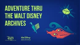 Walt Disney Archives Adventure