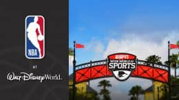 NBA Will Resume 2019-20 Season at Walt Disney World Resort