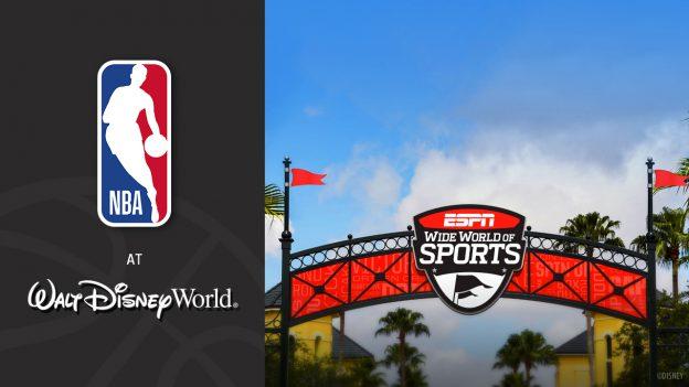 NBA Will Resume 2019-20 Season at Walt Disney World Resort