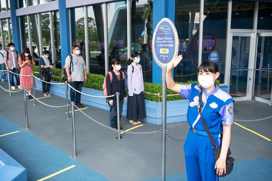 #DisneyMagicMoments: Magical Sunrise Marks Tokyo Disneyland and Tokyo DisneySea Reopening