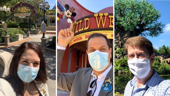 Disneyland Paris Ambassadors and Dr. Mark Penning Give an inside look at Disneyland Paris and Disney's Animal Kingdom