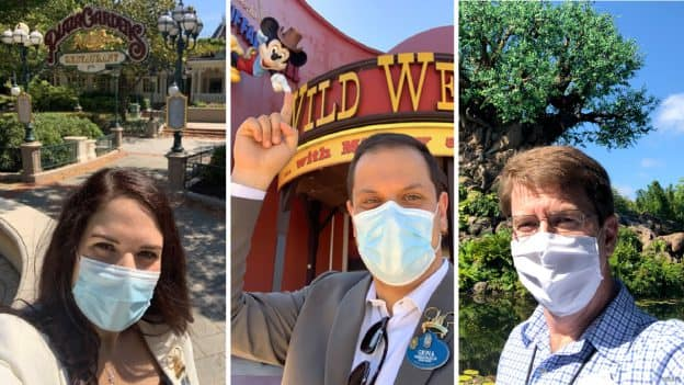 Disneyland Paris Ambassadors and Dr. Mark Penning Give an inside look at Disneyland Paris and Disney's Animal Kingdom