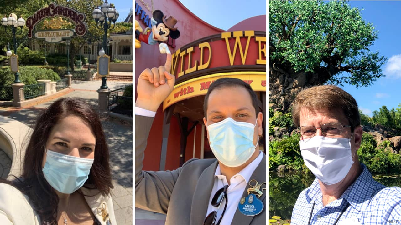 Follow Along With Our Cast Members for an Inside Look at Disneyland Paris and Disney's Animal Kingdom thumbnail