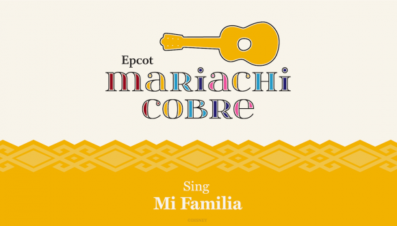 Mariachi Cobre Sing Hit Song from Disney and Pixar's 'Coco' graphic
