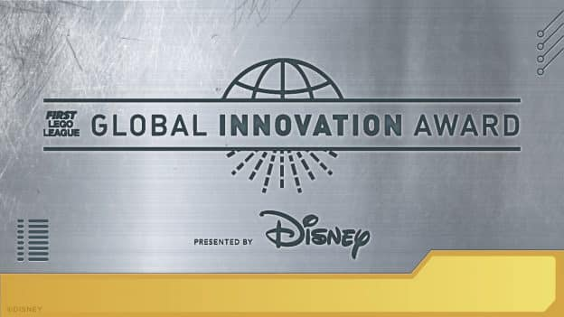 Global Innovation Award graphic