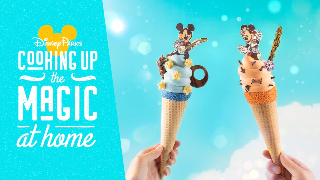 #DisneyMagicMoments: Cooking Up the Magic – A Sundae Celebration for Ice Cream Day!