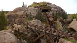 Seven Dwarfs Mine Train at Walt Disney World Resort