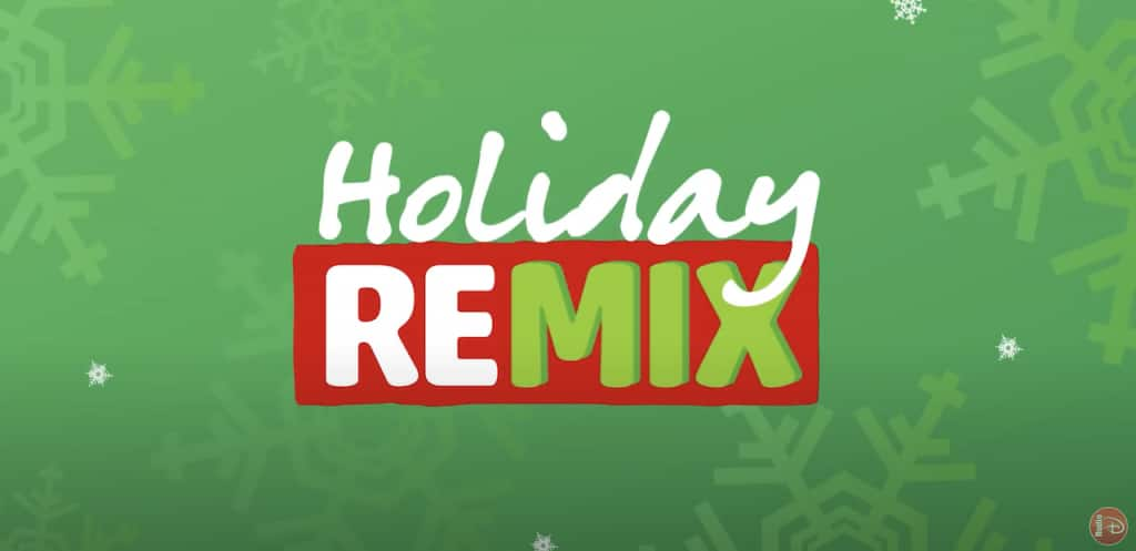 Holiday Remix logo