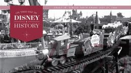 Today in Disney History: Casey Jr. Circus Train