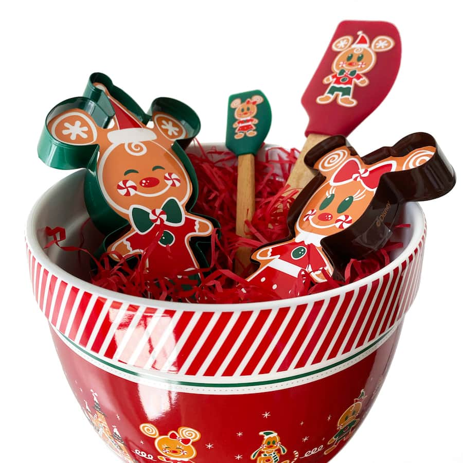 Holiday baking set