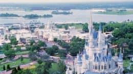 Walt Disney World Resort in 1971