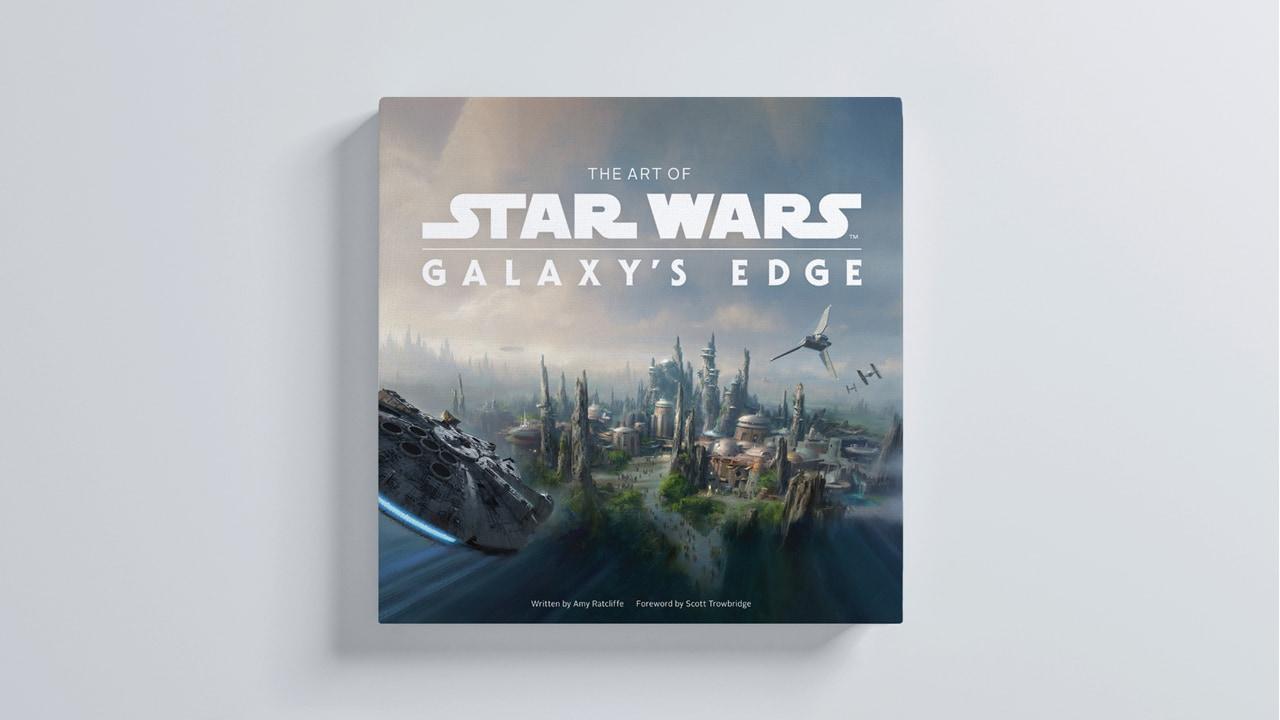 Disney lança livro sobre o processo criativo da Star Wars: Galaxy's Edge