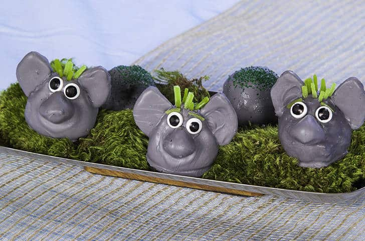 Treats inspired by the magical stone trolls from Frozen, from Disney Family