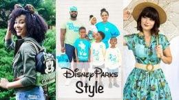 Instagram influencers showing their #DisneyParksStyle