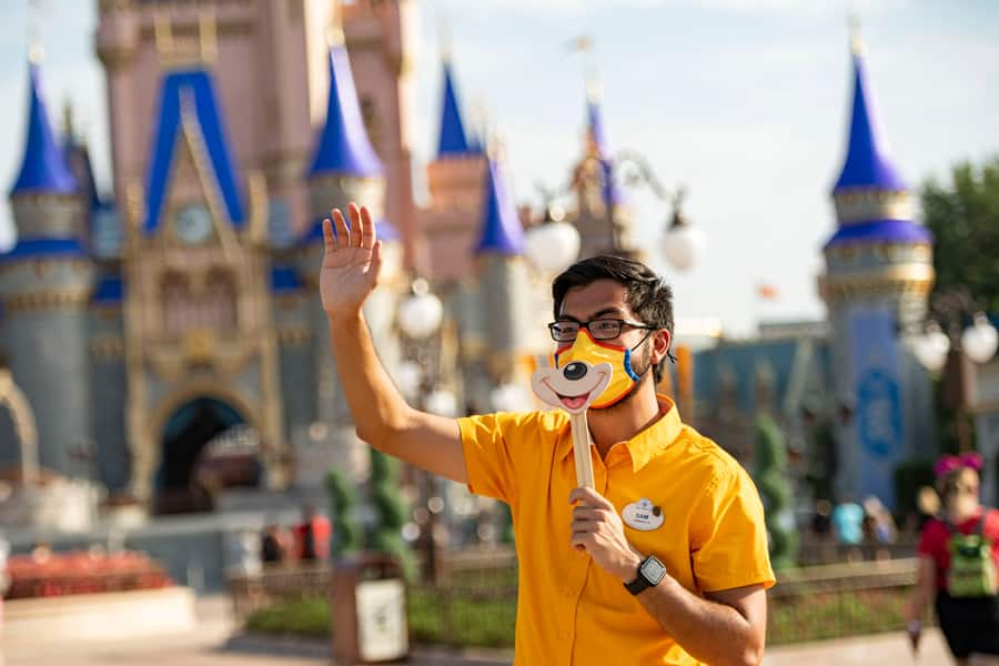 Magic Is Here at Walt Disney World Resort as Magic Kingdom Park and Disney's Animal Kingdom Theme Park Reopen Today