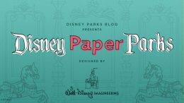 Disney Parks Blog Presents Disney Paper Parks Designed by Walt Disney Imagineering