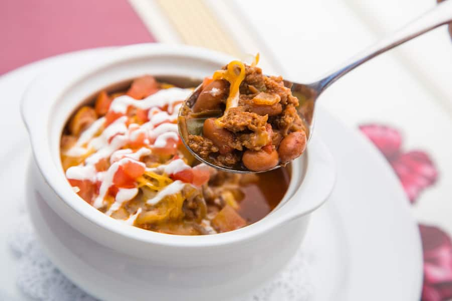 Cooking Up the Magic — Commemorate the 65th Anniversary of Disneyland with Walt's Chili Recipe from Carnation Café