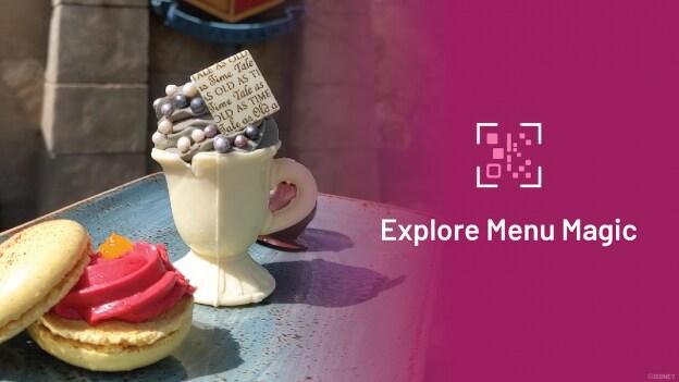 Explore Menu Magic and order the Grey Stuff at Magic Kingdom Park