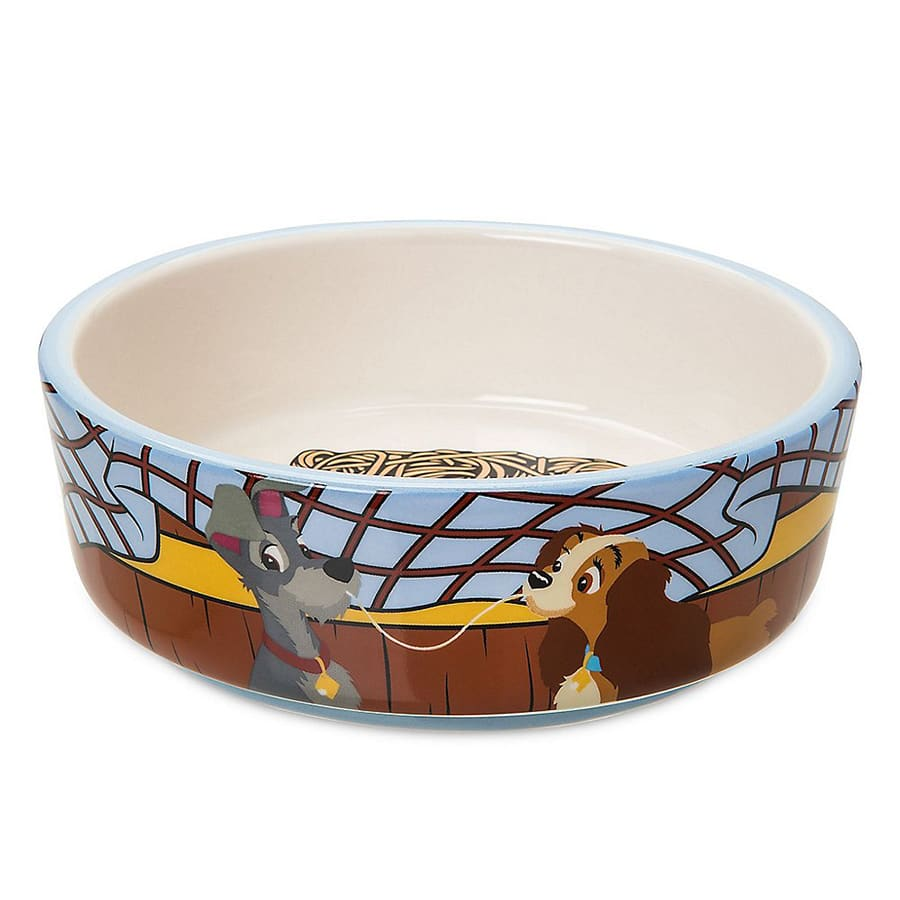 Lady and the Tramp Dog Bowl