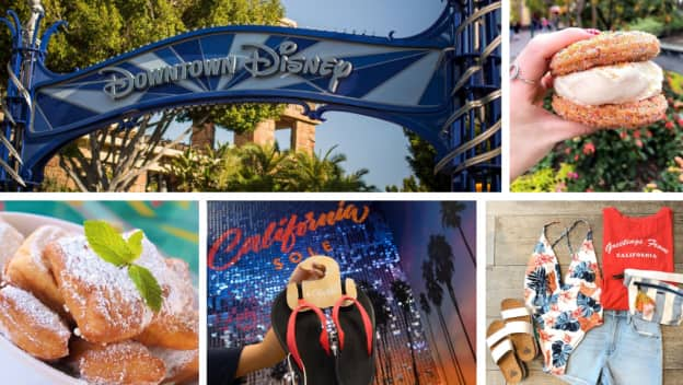 10 Cool Summer Eats, Treats and Treasures to Enjoy in Downtown Disney District