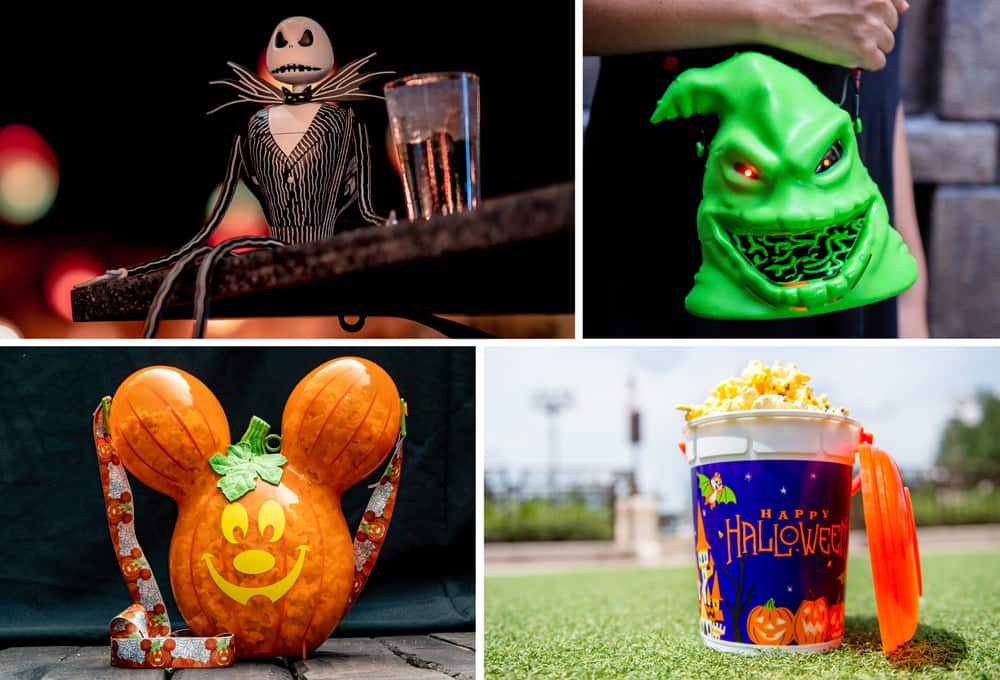 Walt Disney World Fall Foodie Guide Halloween 2020